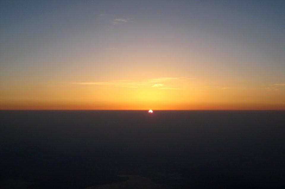 Goraiko: O Nascer do Sol Sagrado