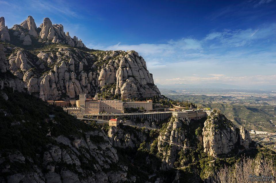 Montserrat – Um mosteiro nas nuvens