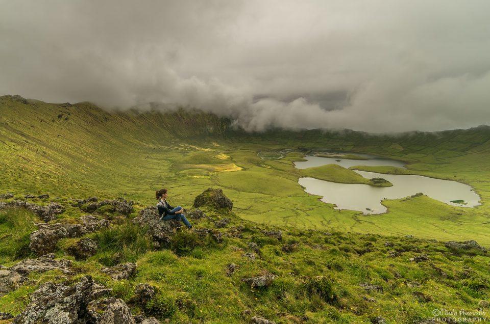 Corvo, a Ilha do Caldeirão Mágico | Açores