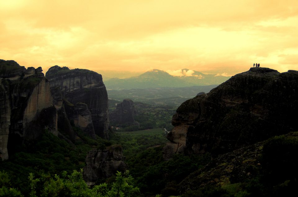 "Meteora: ""High in the Air"""