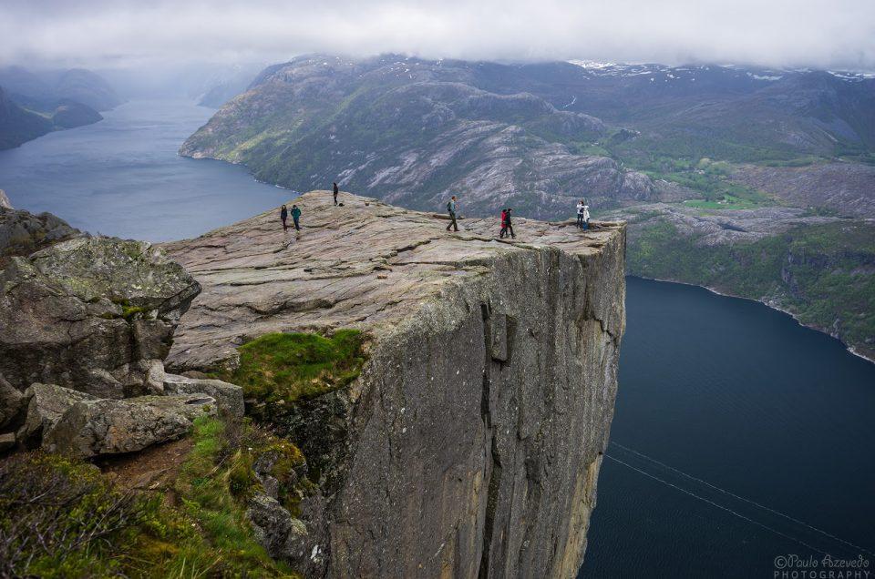 Preikestolen, afinal este lugar existe | Noruega