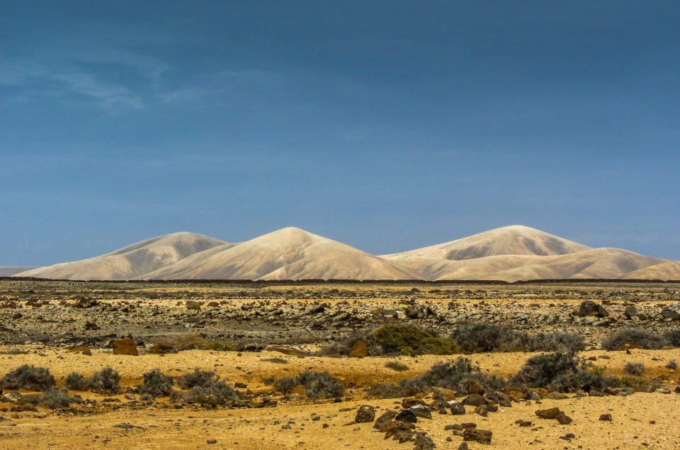 Aventura em Fuerteventura