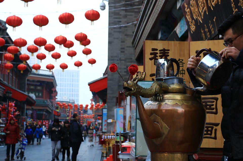 Ano Novo Chinês – Impressões de uma Portuguesa na China