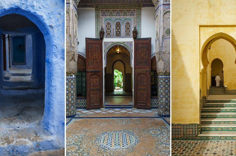 Fora de portas em Marrocos [Fotogaleria]