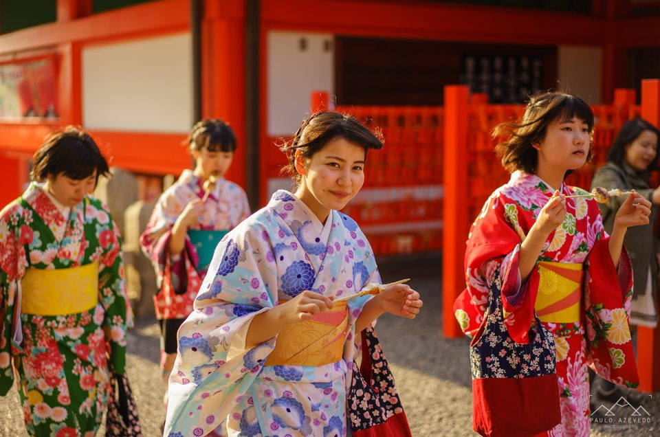 Japão – Diário de Viagem (Semana I)