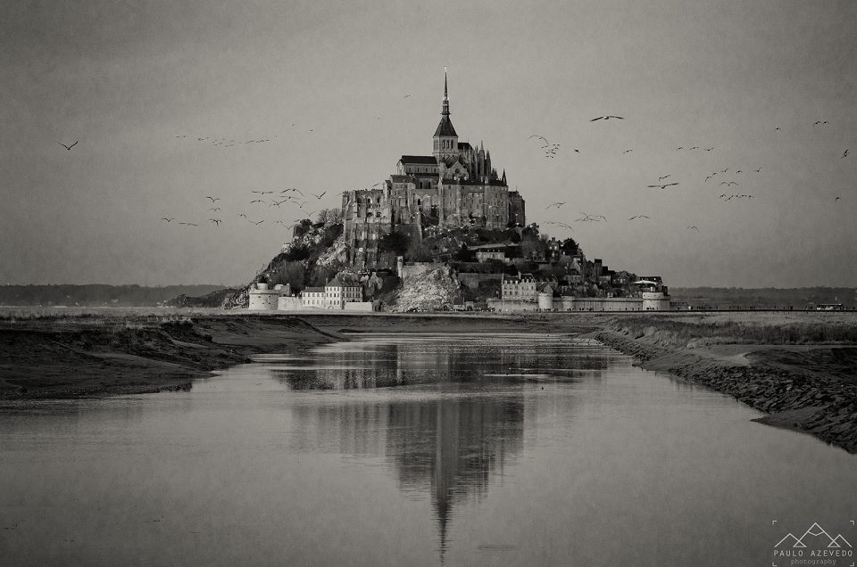 Monte Saint-Michel: inferno ou paraíso? | França