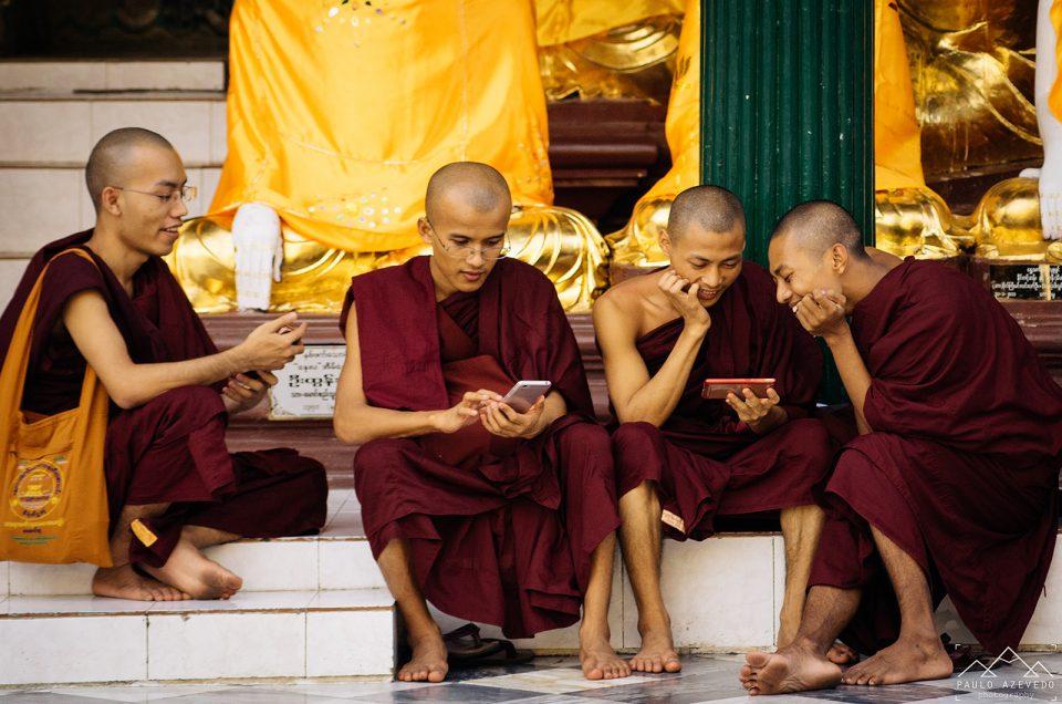 34 curiosidades sobre o Myanmar