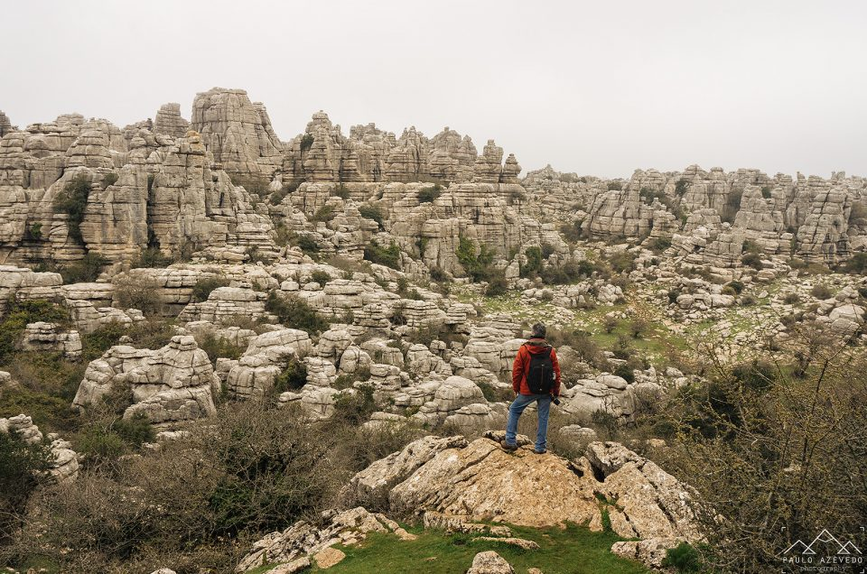 Torcal de Antequera, as rochas que nasceram no mar