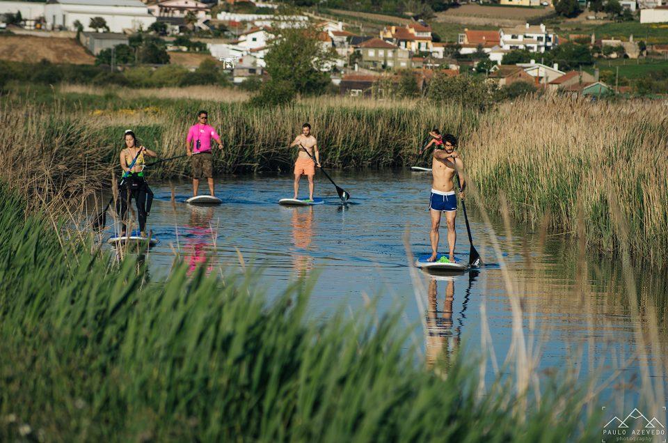 Ria de Aveiro: 7 percursos para andar a pé e de bicicleta