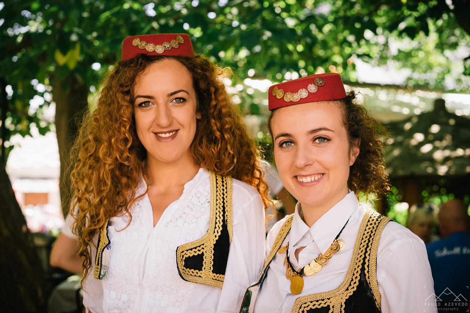 Mulheres Bósnias
