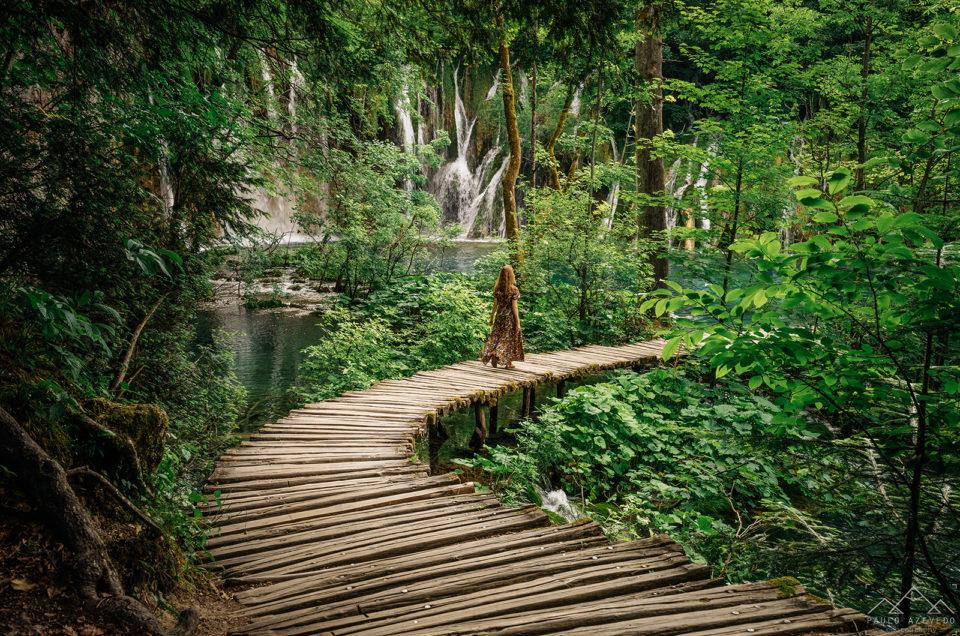 O mundo fantástico dos Lagos Plitvice (como visitar) | Croácia