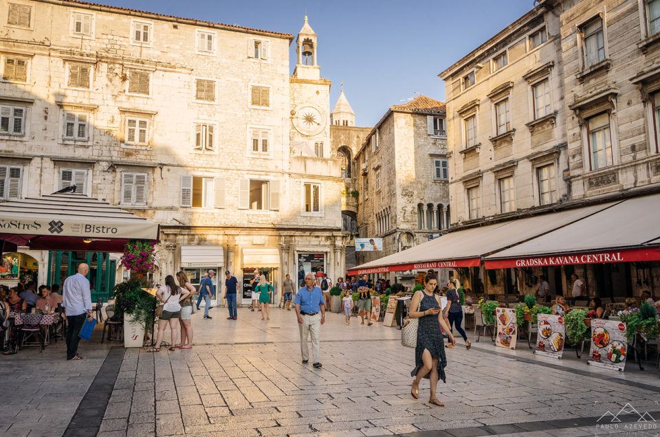 Perdida em Split | Croácia