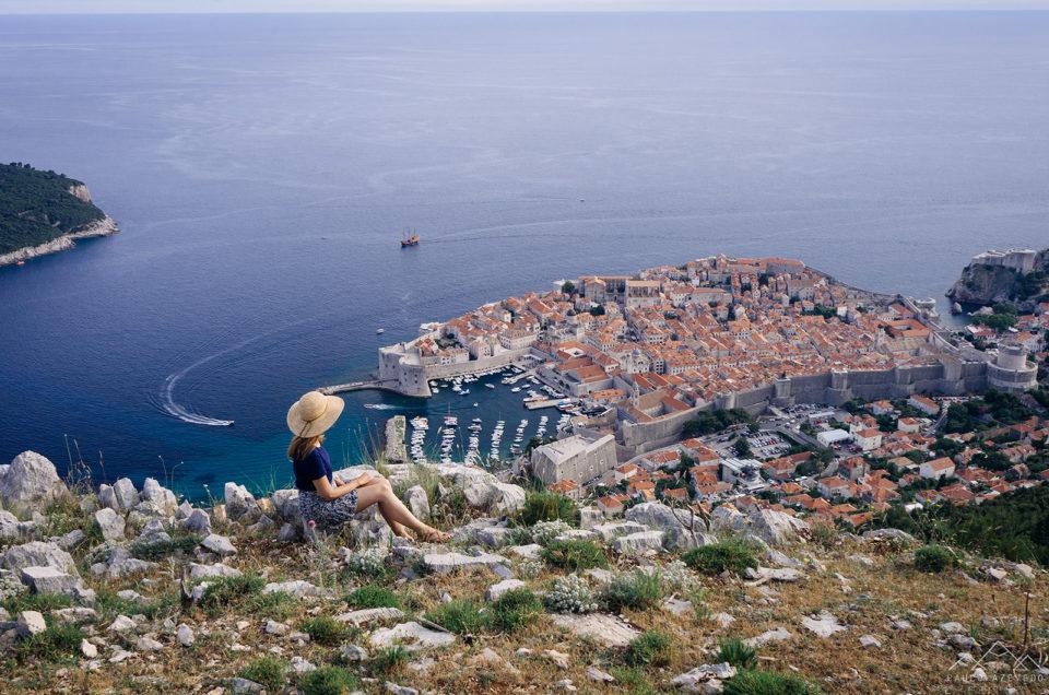 A deslumbrante Dubrovnik