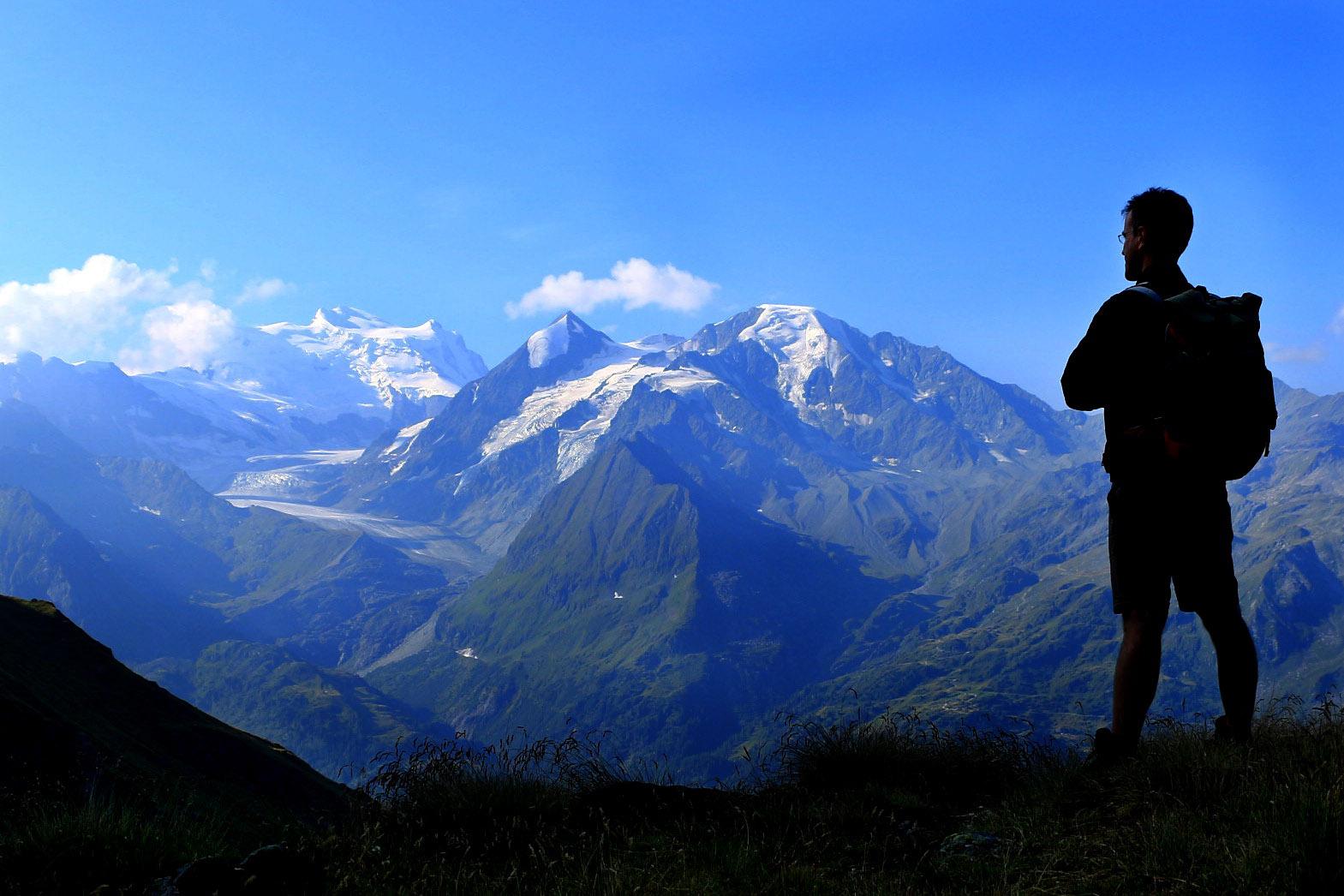 Haute route a nossa caminhada de 14 dias pelos alpes for Haute route des alpes