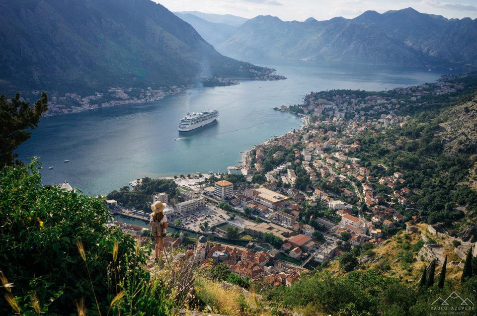 Kotor: «o mais belo encontro entre a terra e o mar»