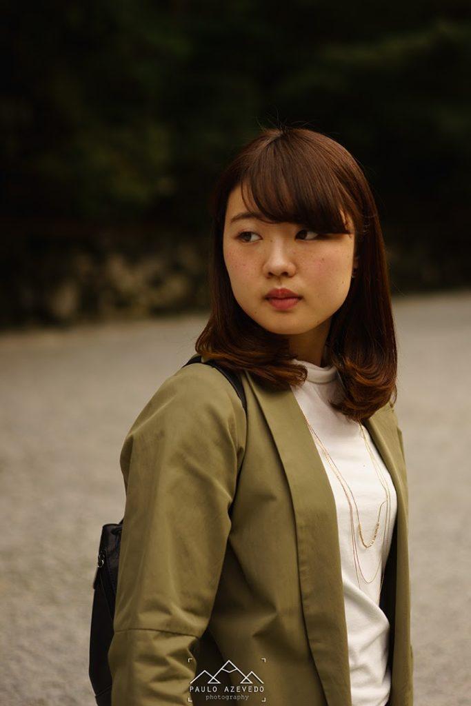 Jovem Japonesa