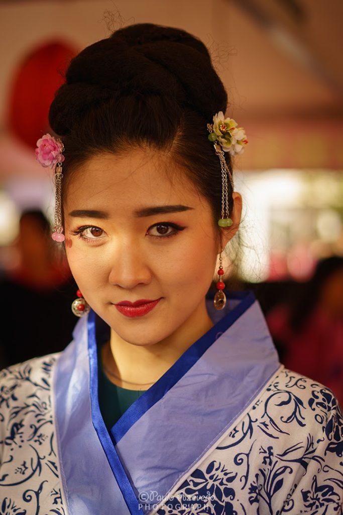 Jovem Chinesa