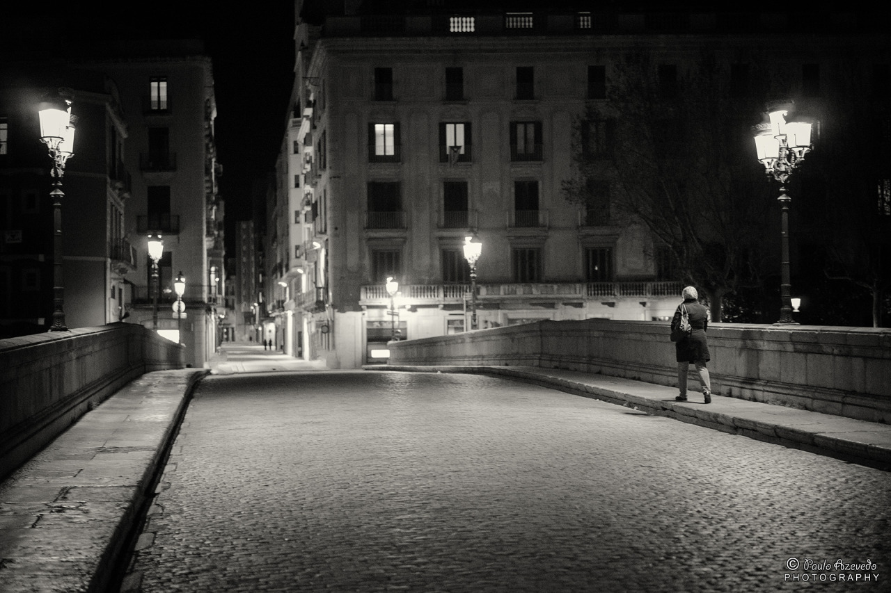 The Gloomy Streets