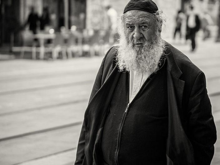 Pelas ruas de Jerusalém