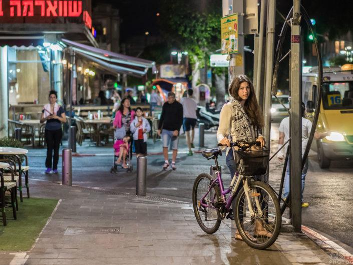 Tel Aviv à noite