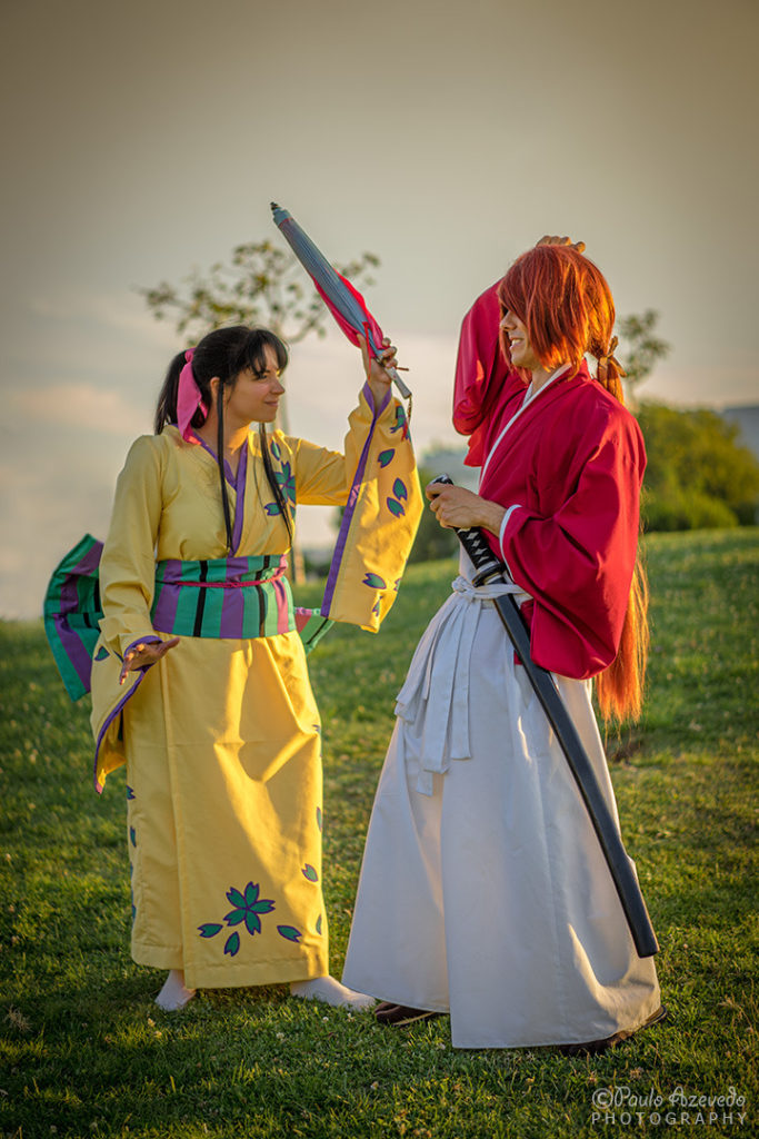 Dia do Japão - Cosplay