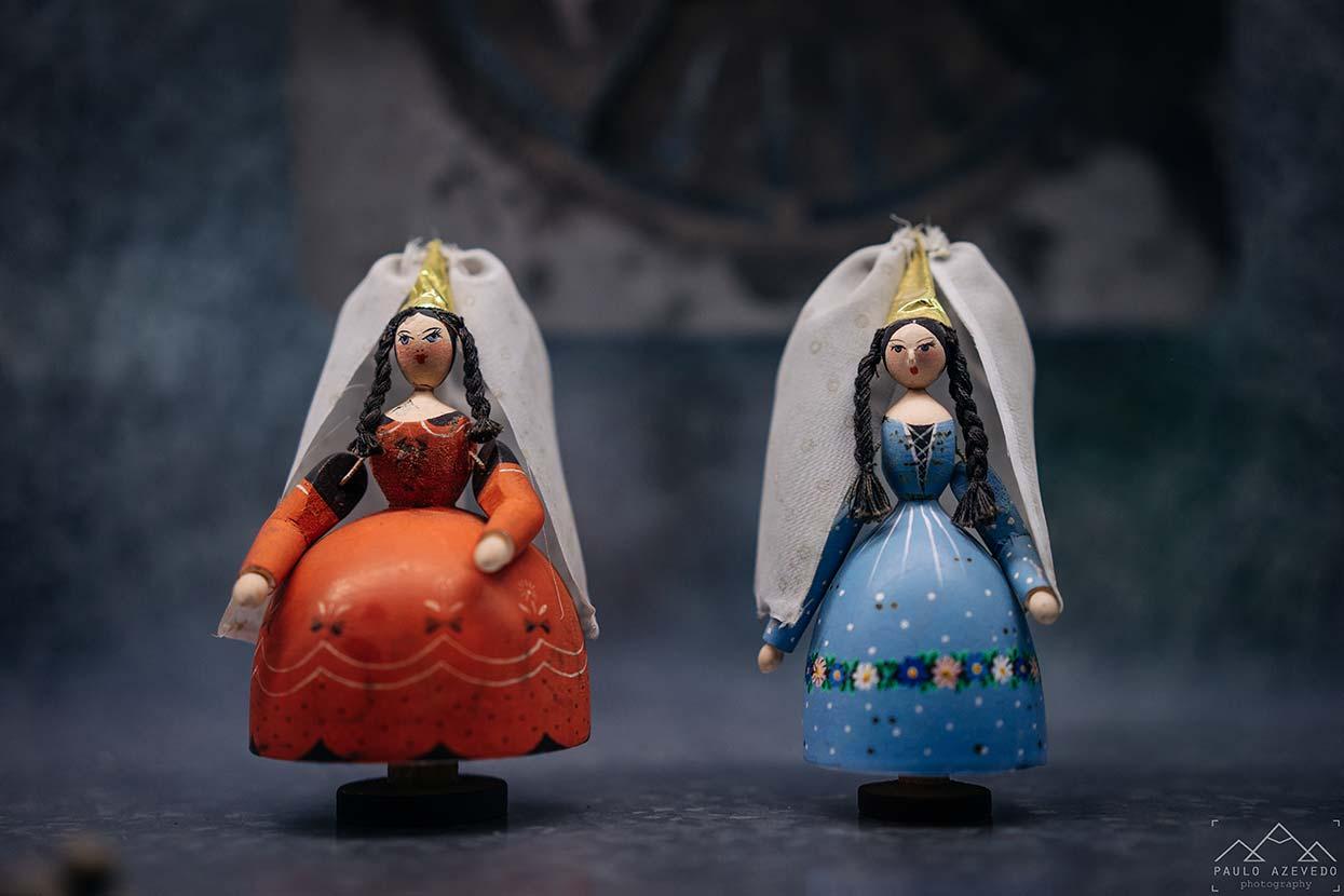 Bonecas no Museu do Brinquedo Português