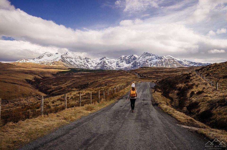 Roteiro de carro para visitar a Escócia (5 dias)