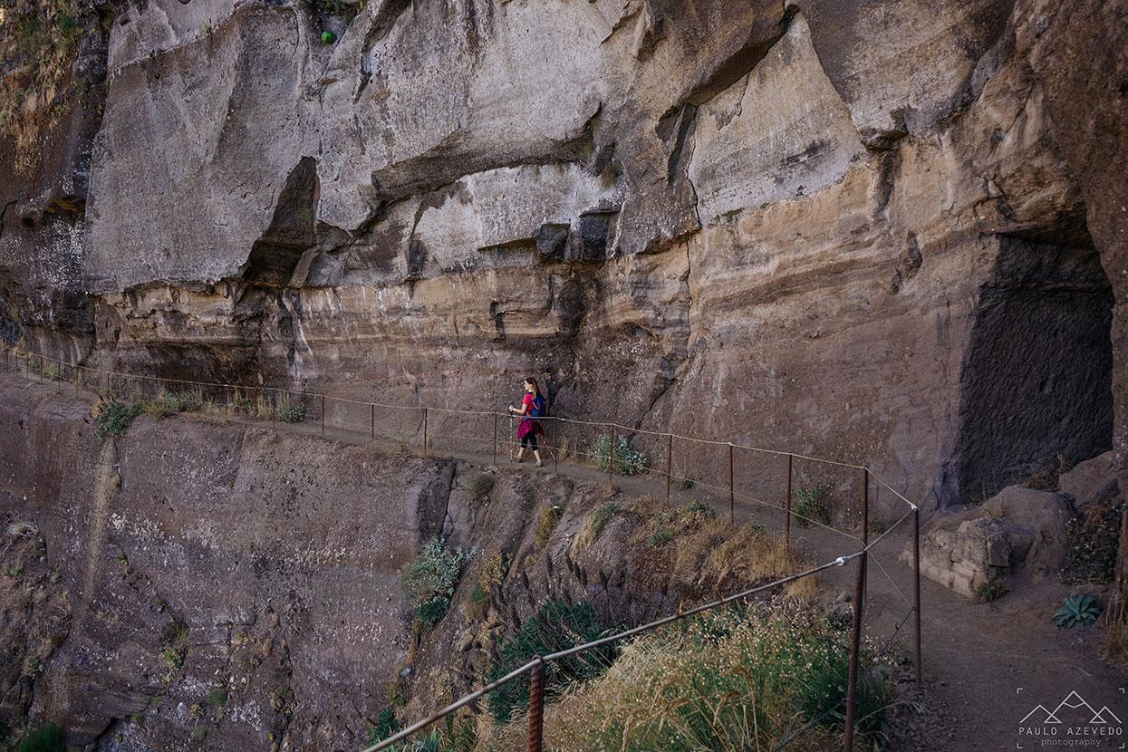 Caminhando pelo PR1 – Vereda do Areeiro