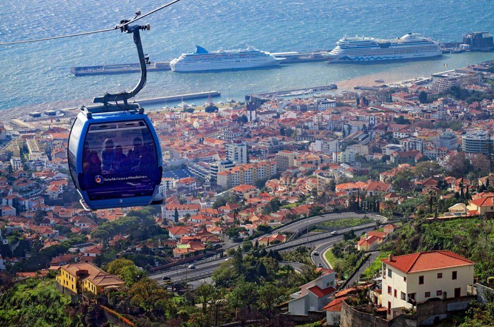 Guia rápido para visitar o Funchal, Madeira