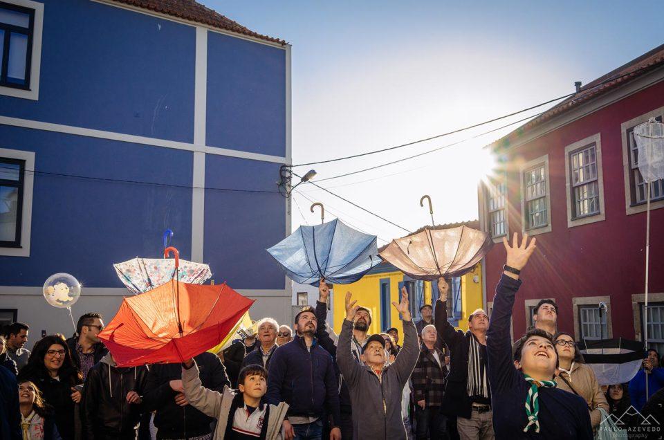 Viva as Cavacas nas Festas de São Gonçalinho em Aveiro