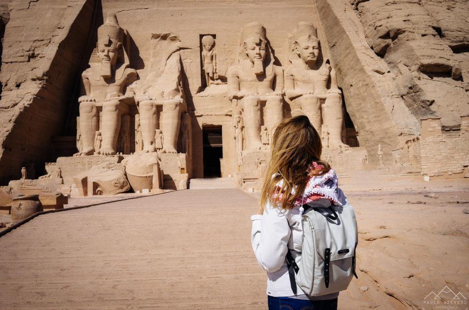Abu Simbel, Philae e mais uma história de amor | Egito