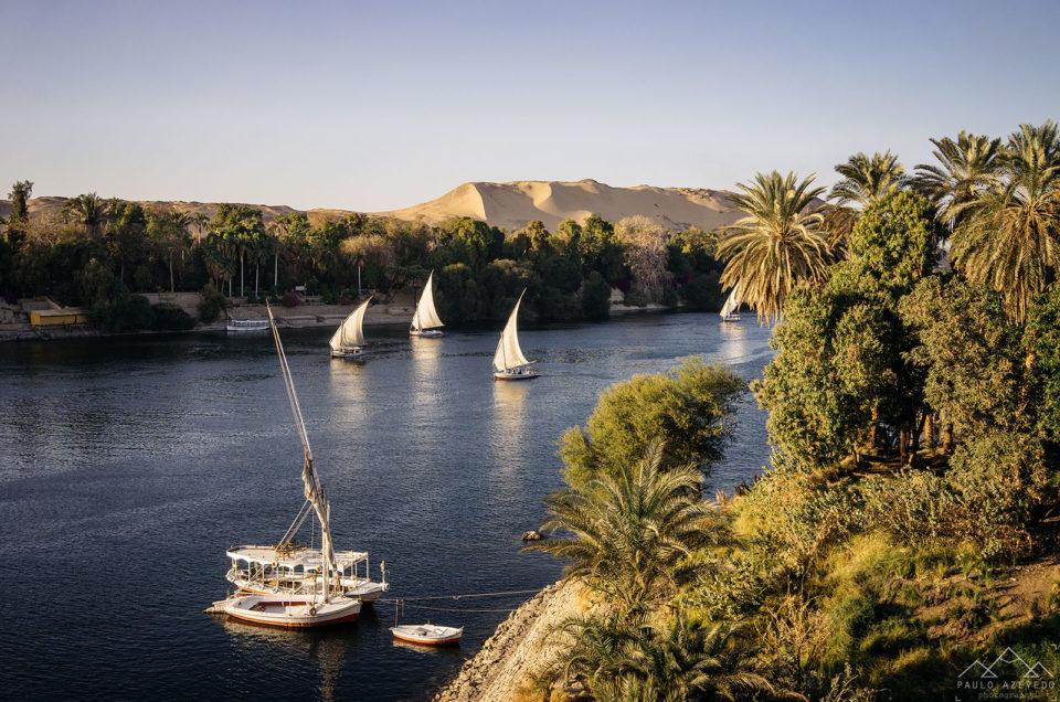 À descoberta de Assuão, onde o Nilo é mais bonito | Egito