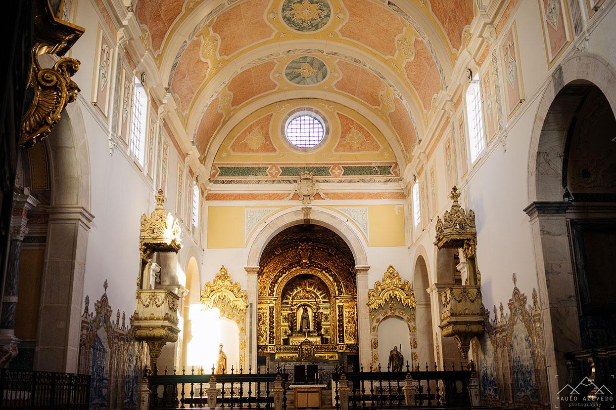Igreja de Nossa Senhora do Espinheiro, Convento do Espinheiro, Évora