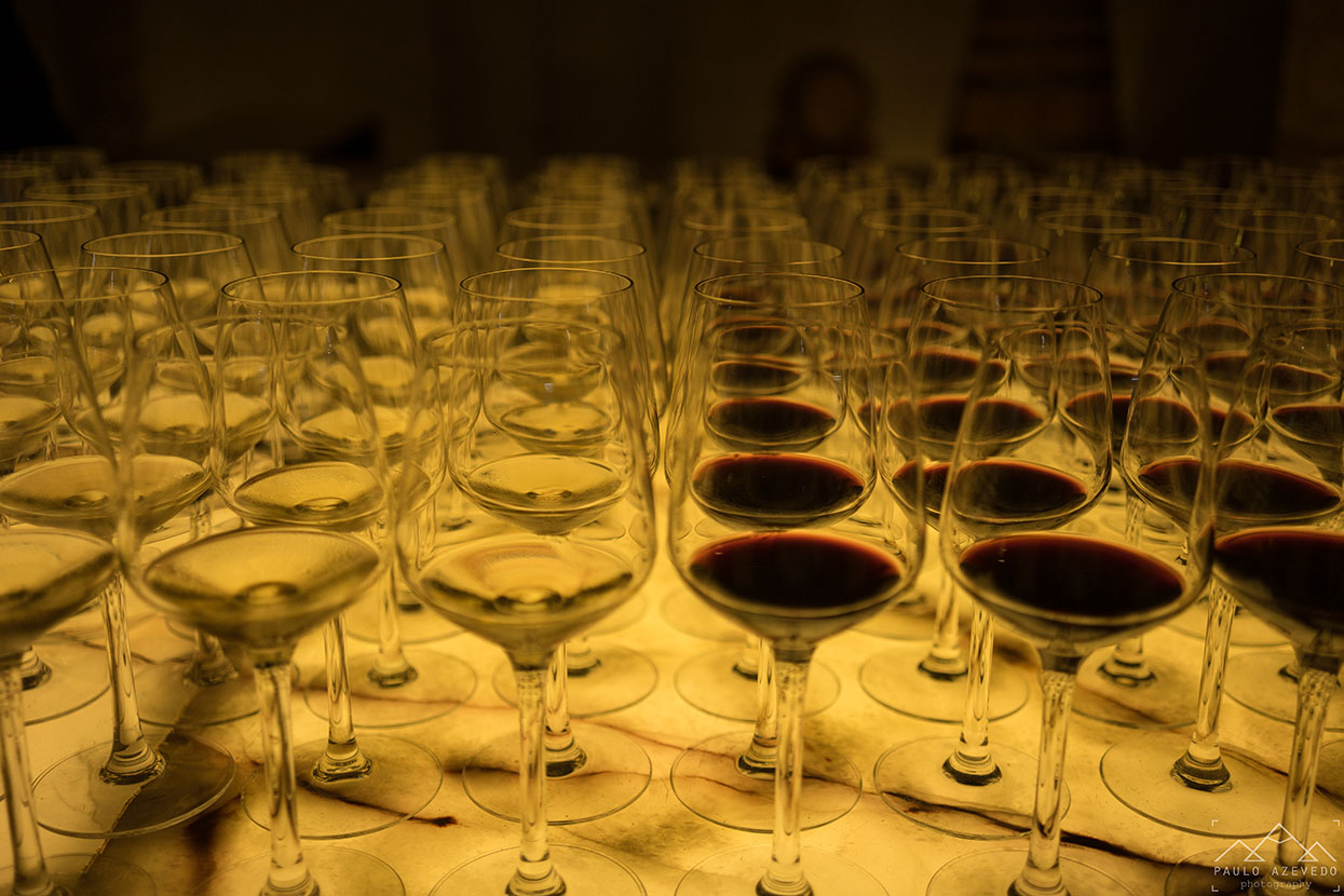 Prova de vinhos no Convento do Espinheiro, um dos melhores hotéis de Évora