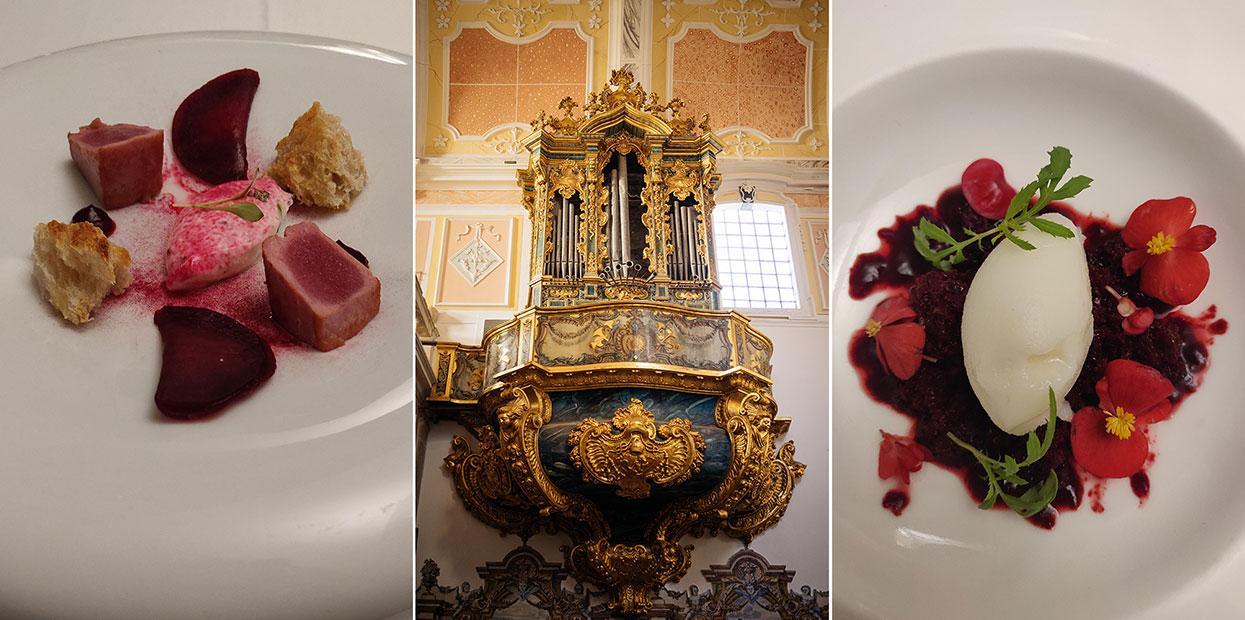 Divinus, o restaurante do Convento do Espinheiro e um dos melhores de Évora
