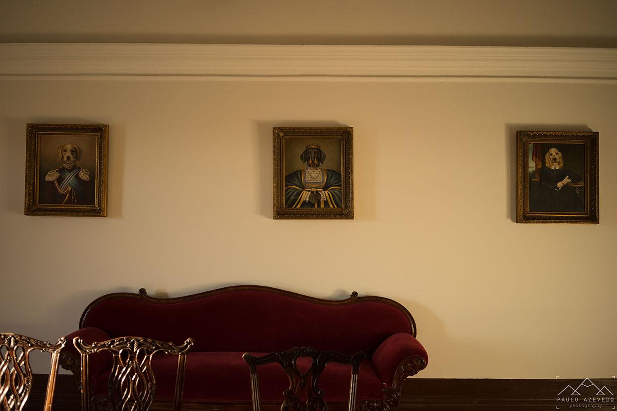 Pormenores do Convento do Espinheiro, um dos melhores hotéis de Évora