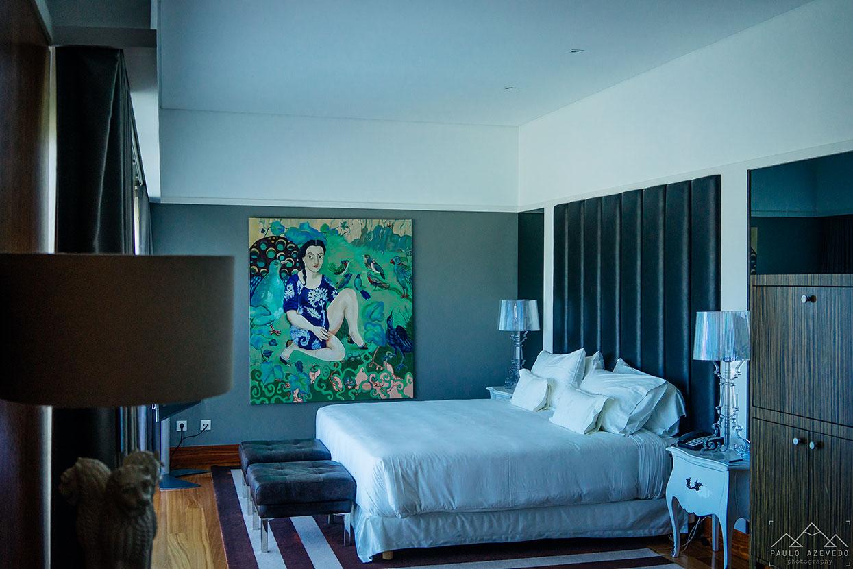 Suite do Convento do Espinheiro, um dos melhores hotéis de Évora