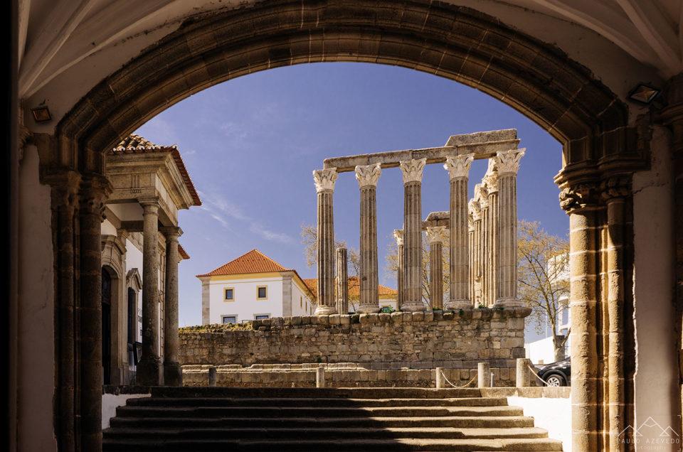 Ir a Évora e ao Convento do Espinheiro buscar memórias boas