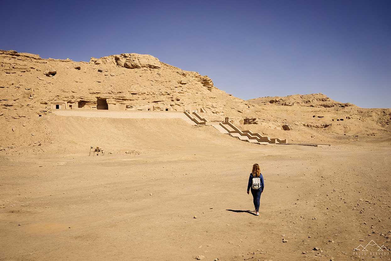 túmulos de el kab
