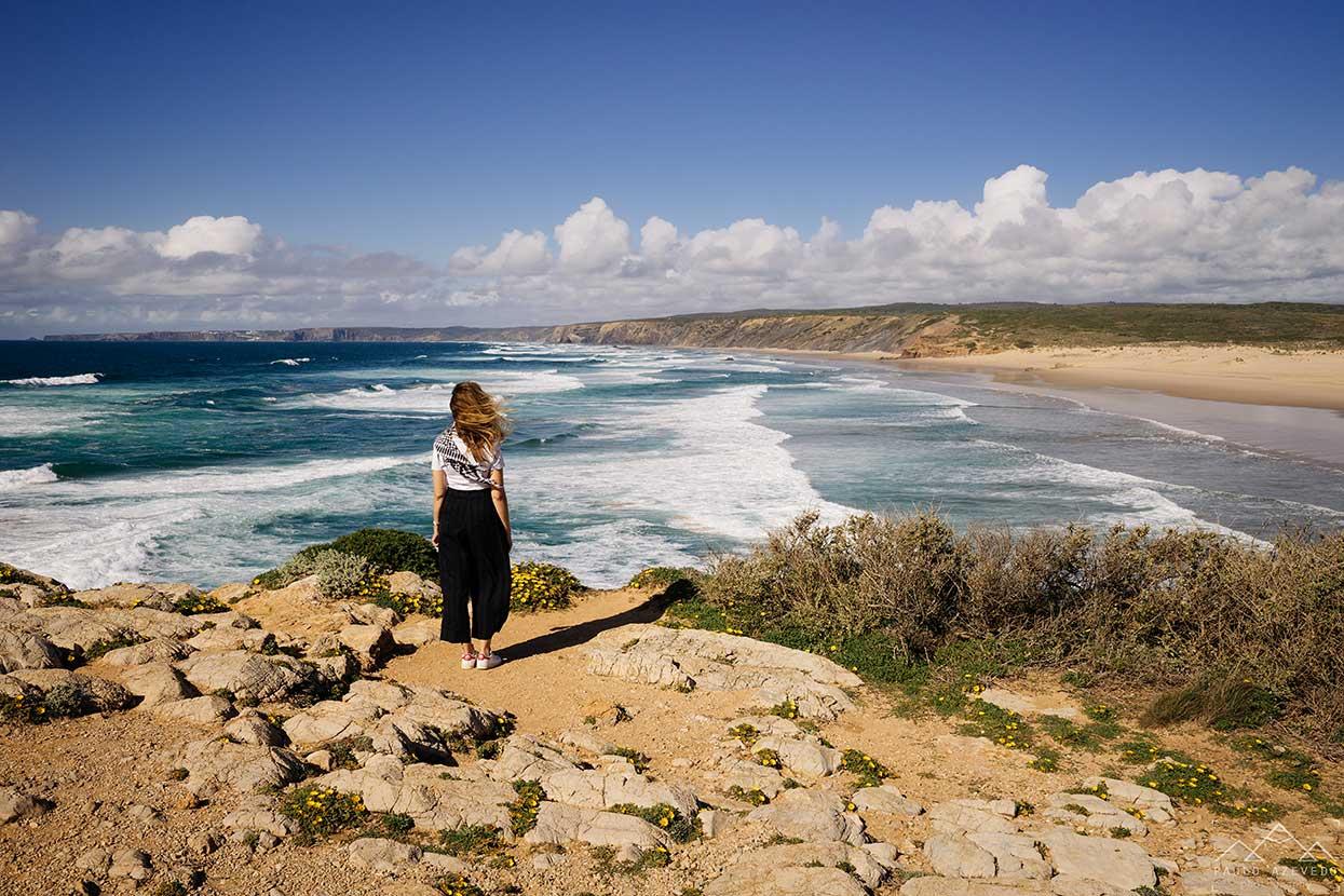 praia da bordeira ou da carrapateira
