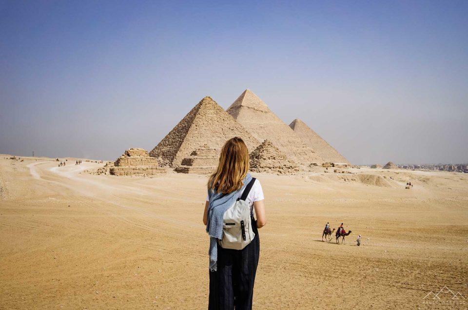 Roteiro para visitar o Egito de forma independente
