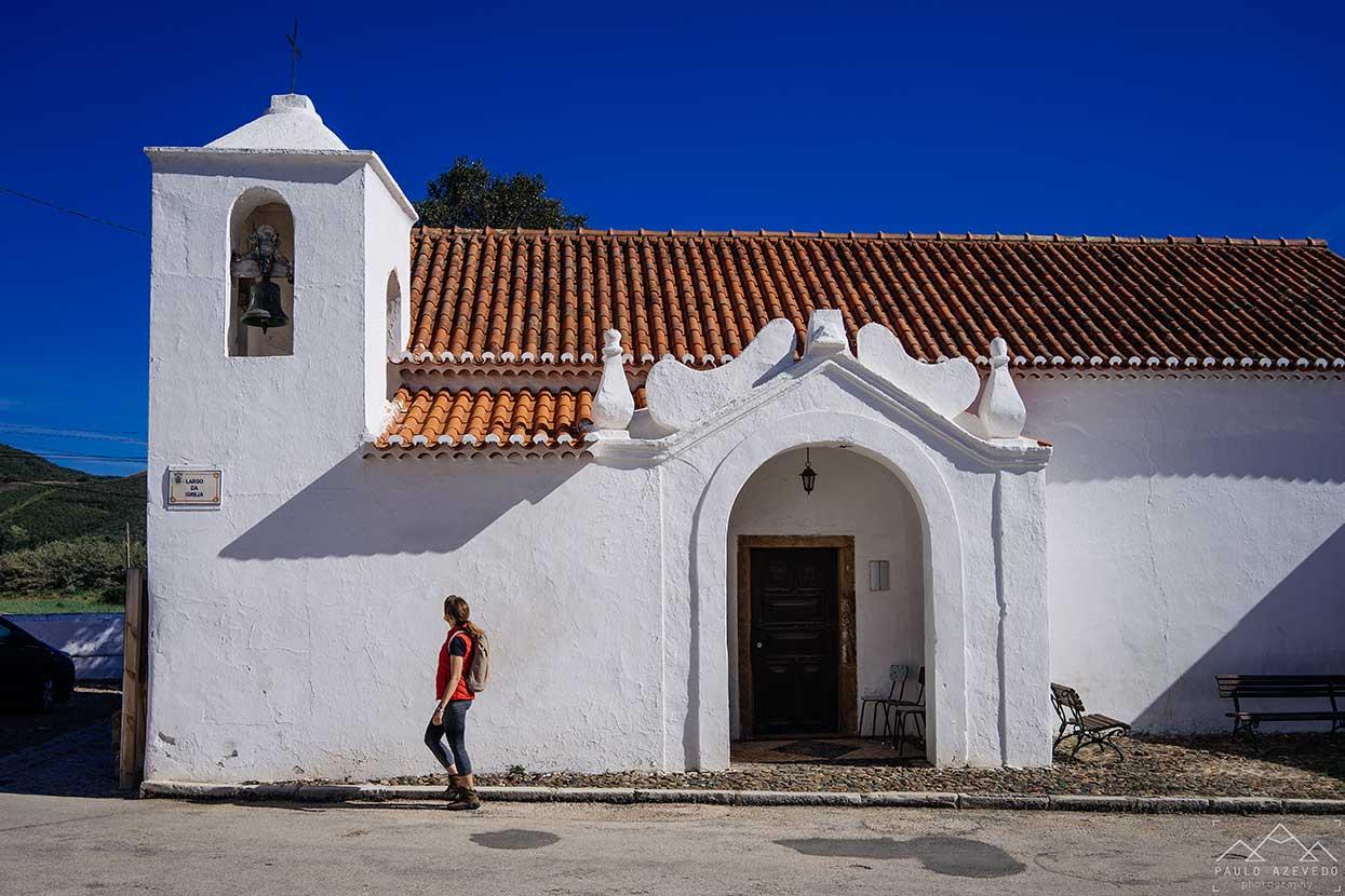 igreja da bordeira