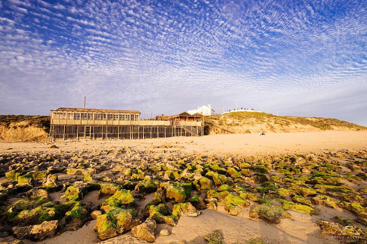 praia em vila nova de milfontes