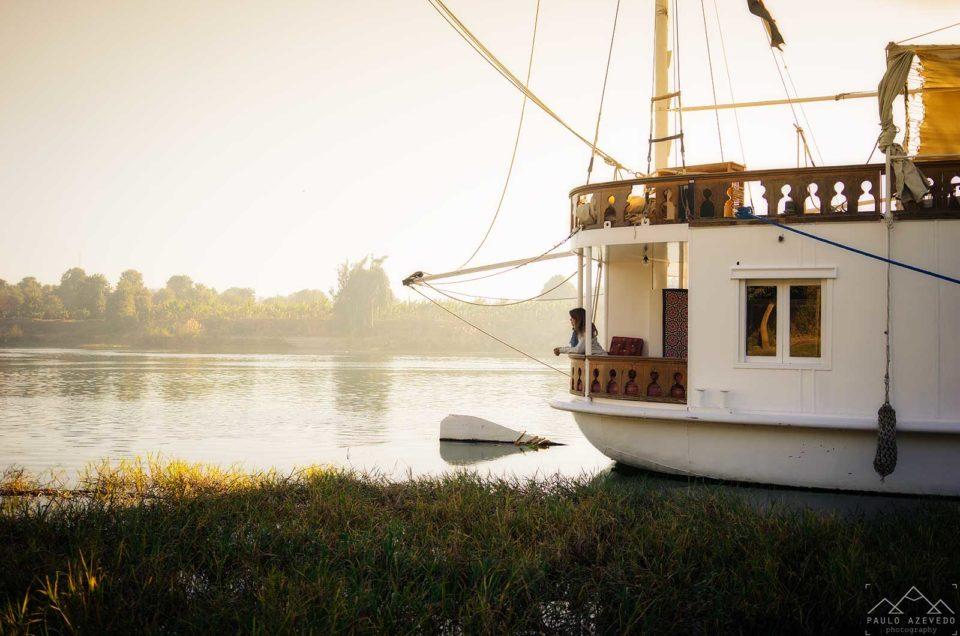 O nosso cruzeiro pelo Nilo ou o prazer de viajar devagar