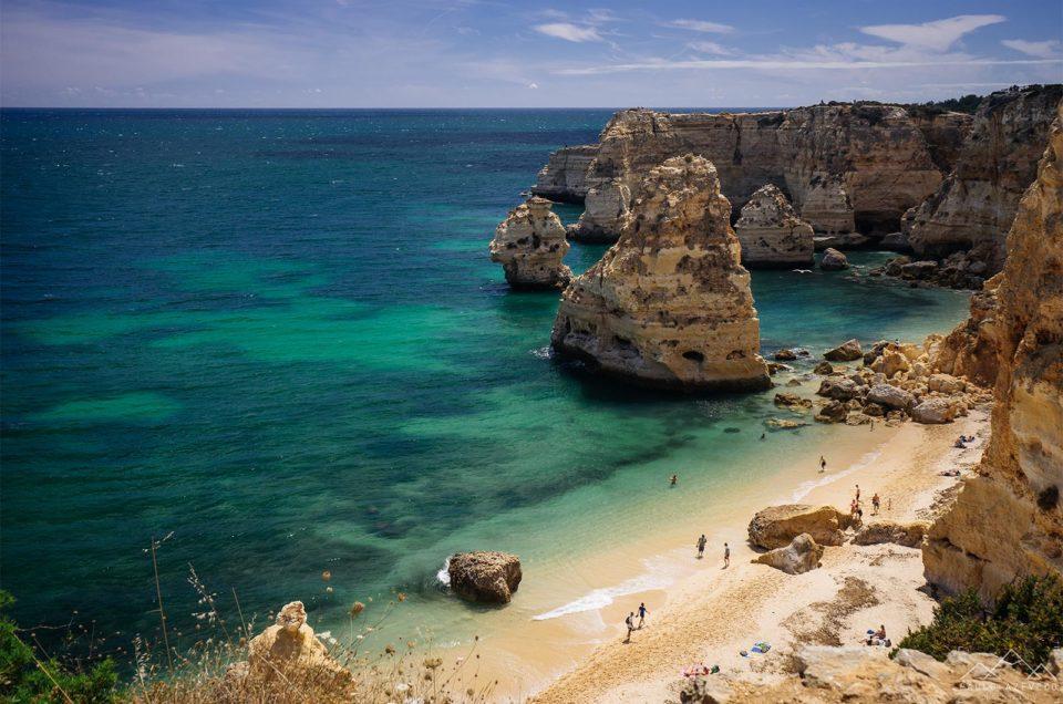 Sete Vales Suspensos, provavelmente a caminhada mais bonita do Algarve