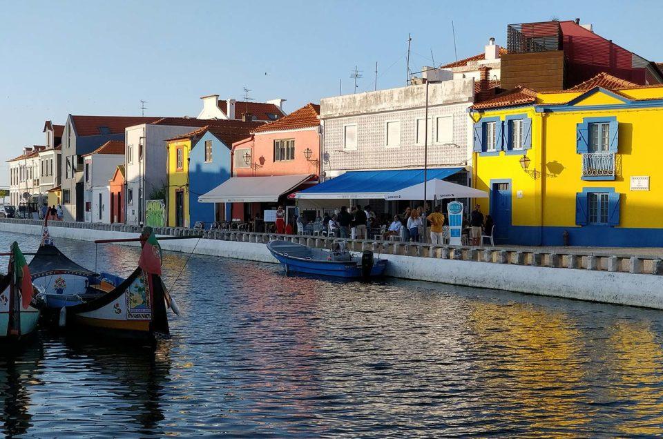 Os nossos passeios preferidos na região de Aveiro