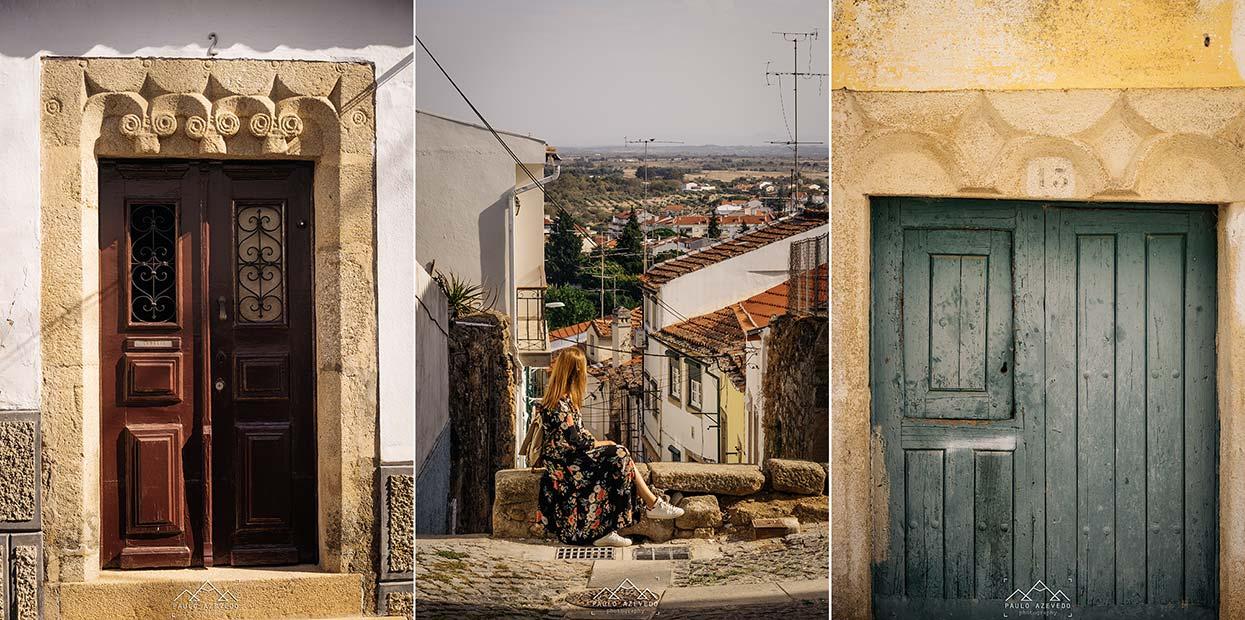 Portados quinhentistas nas ruas de Castelo Branco