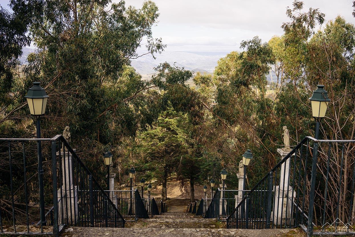 Pormenores do Percurso Pedestre Vilas Boas – Vilarinho pelos Caminhos da Serra do Far,o em Vila Flor