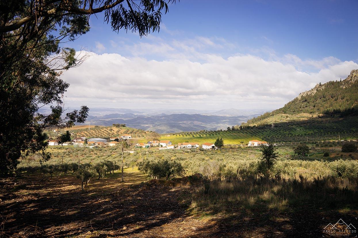 Pormenores do Percurso Pedestre Vilas Boas – Vilarinho pelos Caminhos da Serra do Faro, em Vila Flor
