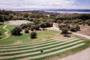 Miradouro Keil do Amaral, Parque Florestal de Monsanto, Lisboa
